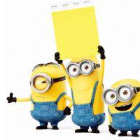 """Os """"Minions"""" são os primeiros personagens a ganhar uma nova cor exclusiva da Pantone!"""