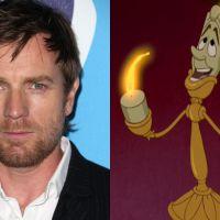 """De """"A Bela e a Fera"""": com Emma Watson, Ewan McGregor se junta ao elenco da adaptação da Disney"""