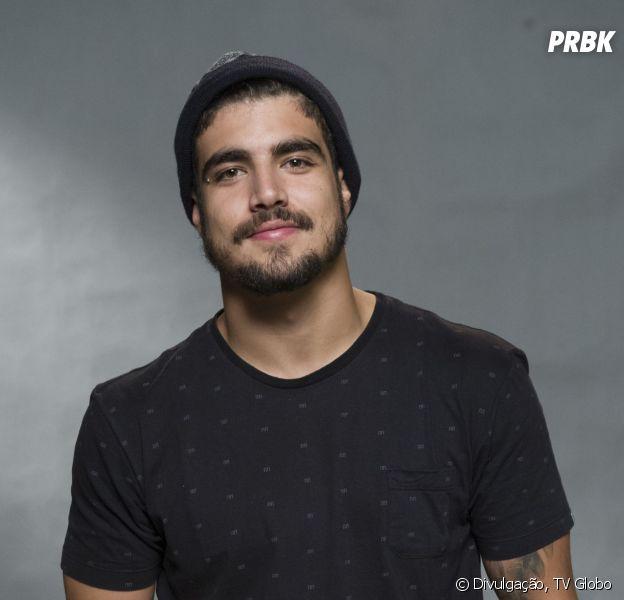"""Caio Castro foi em favelas para ter experiência como um chefe de morro para o Grego de """"I Love Paraisópolis"""""""