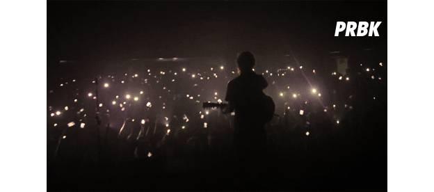 Ed Sheeran aterrissa no Brasil para apresentações de tirar o fôlego