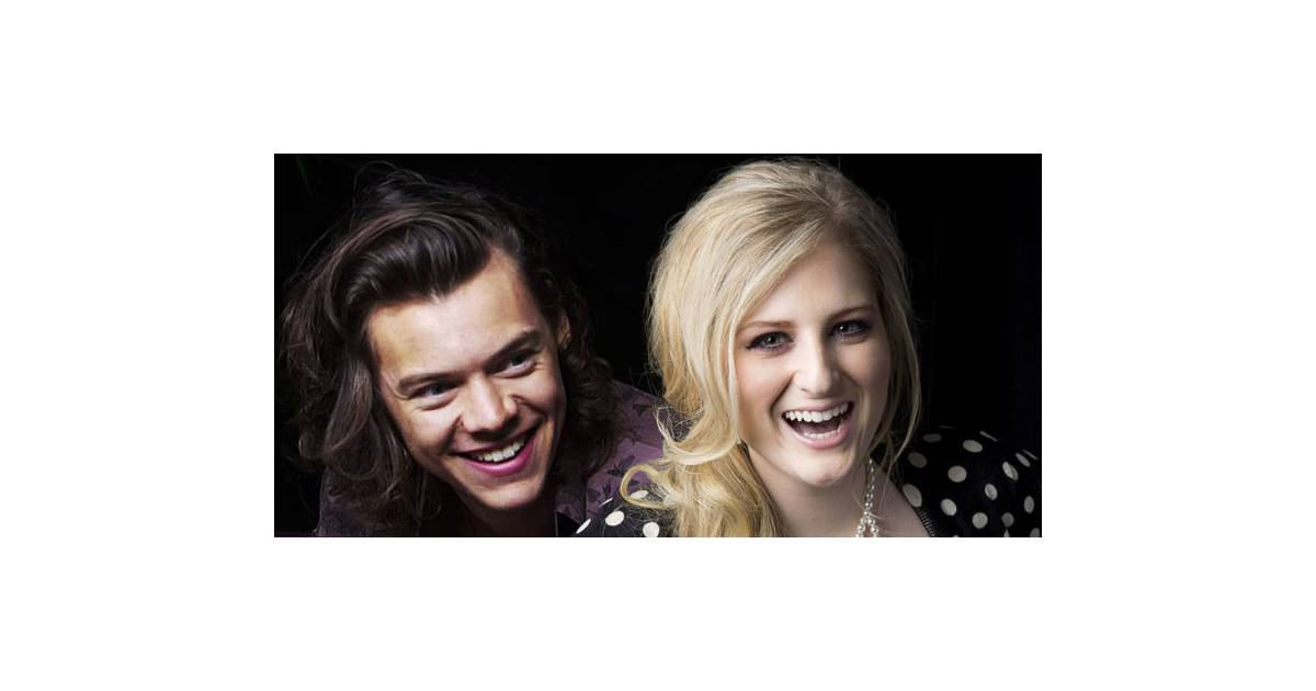 "Harry Styles, do One Direction, é elogiado por Meghan Trainor: ""Ele sabe o que é o amor"""