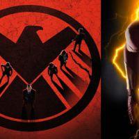 """Série """"The Flash"""" supera audiência de """"Agents of SHIELD"""": pela 1ª vez, DC Comics vence Marvel na TV"""