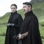 """Em """"Game of Thrones"""": na 5ª temporada, Sansa (Sophie Turner) e Baelish vão ter momento romântico"""