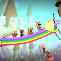 """Game """"LittleBigPlanet 3"""" ganha DLC com tema de """"Hora de Aventura"""""""