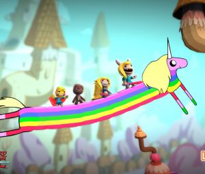 """""""LittleBigPlanet 3"""" ganhou pacotes de conteúdo inspirados em """"Hora Da Aventura"""""""