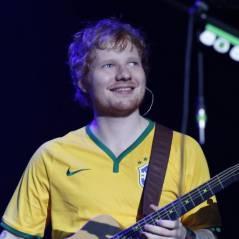 """Ed Sheeran faz show emocionante no Rio e se declara: """"Recebi mais amor aqui do que na Inglaterra!"""""""