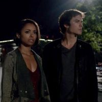"De ""The Vampire Diaries"": Ian Somerhalder e Kat Graham comentam possível romance de Damon e Bonnie!"
