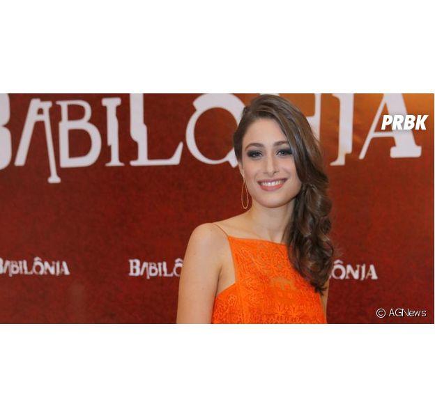 """Luisa Arraes, a Laís de """"Babilônia"""", par de Chay Suede na trama da Globo, fala sobre quais artistas a inspira"""