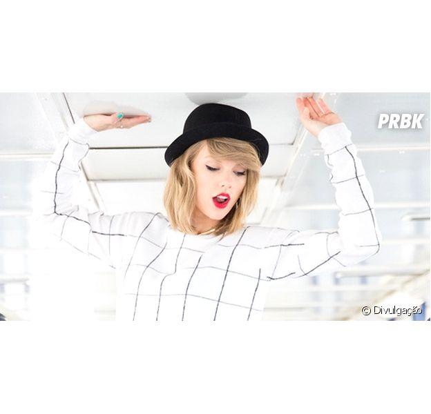 """Taylor Swift: Clipe de """"Bad Blood"""" ganha data de lançamento e cartaz promocional"""