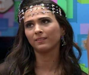"Tatá Werneck interpretando a Valdirene de ""Amor à Vida"" no ""Big Brother Brasil"""