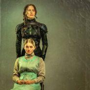 """Com Jennifer Lawrence, """"Jogos Vorazes - A Esperança 2"""" ganha arte exclusiva para festival de Cannes!"""