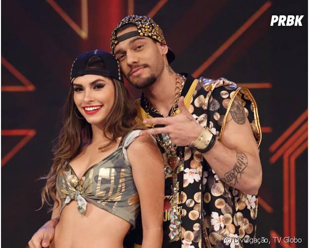 """Lucas Lucco já participou da """"Dança dos Famosos"""" na Globo"""