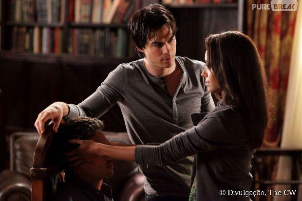 """Em """"The Vampire Diaries"""": Produtora executiva revela algumas novidades sobre a 7ª temporada!"""