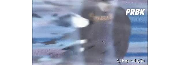 Esta técnica foi responsável por derrotar o membro da Akatsuki, Kakuzu