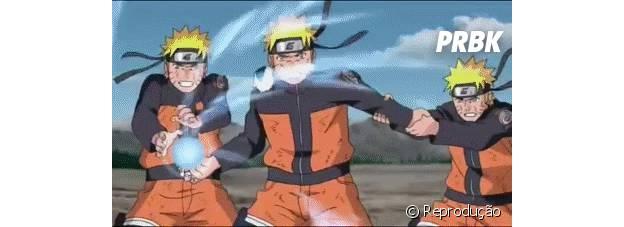 Quando dois ninjas super poderosos se enfrentam, pode ter certeza que a luta vai ser boa. Especialmente quando Naruto usa todo o potencial do seu rasengan
