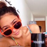 """Em """"I Love Paraisópolis"""": conheça Giulia Buscacio, a novata que vai deixar Caio Castro ba-ban-do!"""