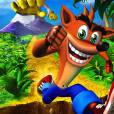 """Crash Bandicoot"" era exclusivo de Playstation e o principal jogo do videogame"