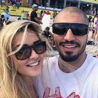 """Aline e Fernando, do """"BBB15"""", procuram apartamento para morar juntos e recebem doação de fãs"""