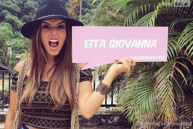 Aos 22 anos, a taurina Giovanna Lancellotti tem mil e um motivos para celebrar