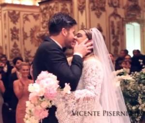 Preta Gil e Rodrigo Godoy se casaram com a presença de diversos famosos