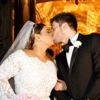 Preta Gil e Rodrigo Godoy fazem a festa com Anitta, Thiaguinho, Ivete e mais em vídeo de casamento!