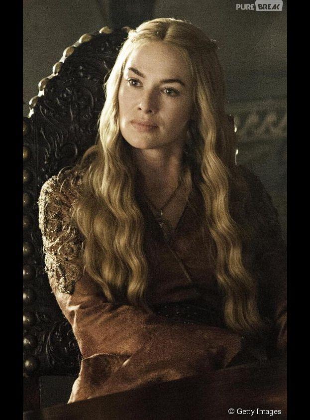 "Cersei Lannister (Lena Headey) é presa na quinta temporada de ""Game of Thrones"""