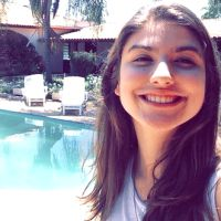 """Giovanna Grigio, a Mili de """"Chiquititas"""", anuncia vlog e novo canal no Youtube: """"Vem aí novidades!"""""""