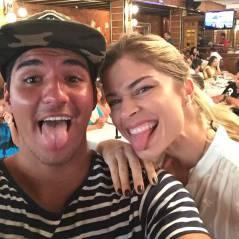 Gabriel Medina e Grazi Massafera estão juntos? Casal aparece em foto descontraída no Instagram
