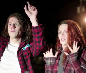 """O trailer de """"American Ultra"""" traz Kristen Stewart e Jesse Eisenberg em uma missão muito louca!"""