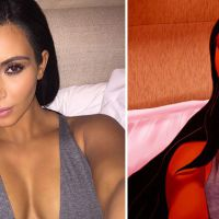 Kim Kardashian vira princesa da Disney? Personagens copiam selfies da famosa socialite!