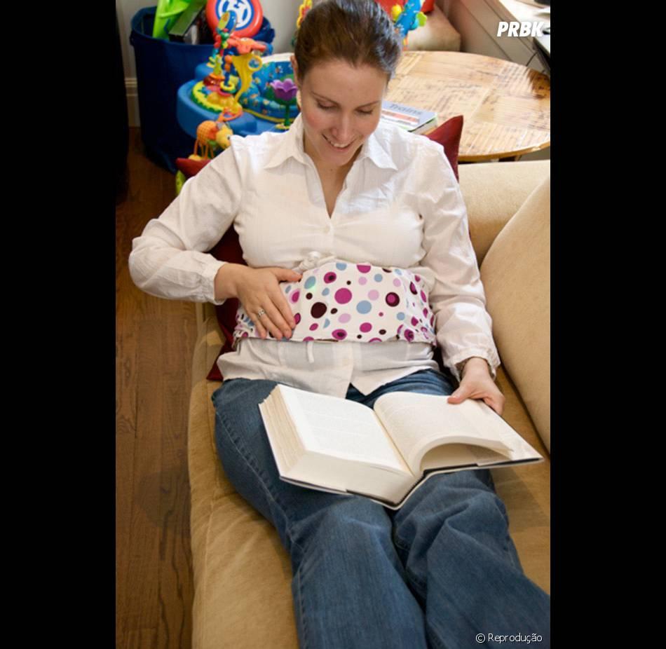 Para os pais que postam tudo nas redes sociais, oO Kickbee é um aparelho que envia um tweet toda vez que o bebê chuta