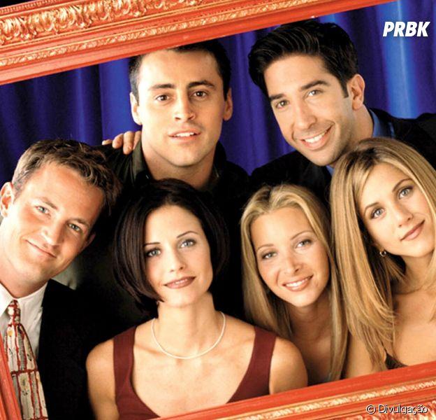 """Friends"" vai ter suas dez temporadas disponíveis no Netflix!"