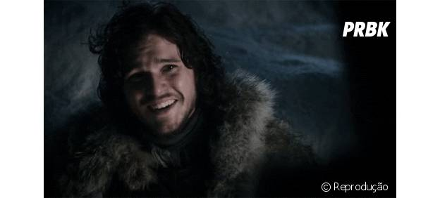 "Kit Harington e seu Jon Snow morrem em ""Game of Thrones"", da HBO?"