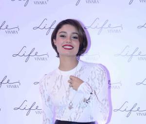 Sophie Charlotte arrasou com seu look em lançamento com look de nova linha de joias, em São Paulo