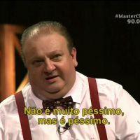 """No """"MasterChef Brasil"""": Memes do jurado Erick Jacquin explodem na web e a galera pira com a zoeira!"""