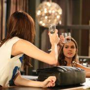 """Novela """"I Love Paraisópolis"""": Mari (Bruna Marquezine) se une com Margot para dar fora em Benjamin!"""
