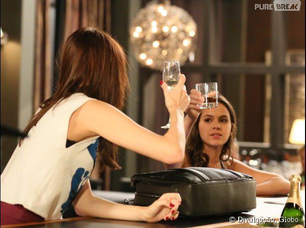 """Mari (Bruna Marquezine) e Margot (Maria Casadevall) se unem em """"I Love Paraisópolis"""""""