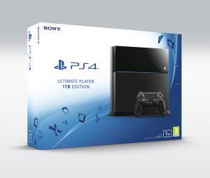 PlayStation 4 também será fabricado com 1TB de HD