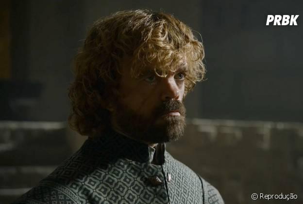 """Tyrion (Peter Dinklage) ganhou uma super responsabilidade no season finale da 5ª temporada de """"Game of Thrones"""""""