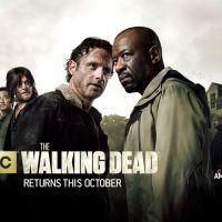"""Em """"The Walking Dead"""": 6ª temporada tem Rick e Morgan cara a cara em primeiro pôster!"""
