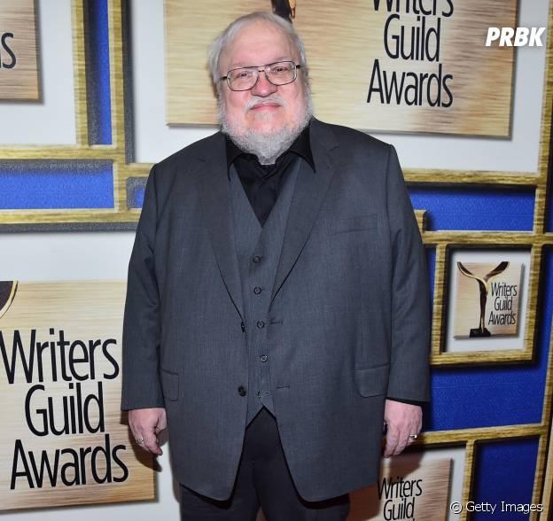 """George R.R. Martin, o autor de """"Game of Thrones"""", também não vai comparecer na Comic-Con 2015 dos EUA porque está trabalhando no 6ª livro da saga"""
