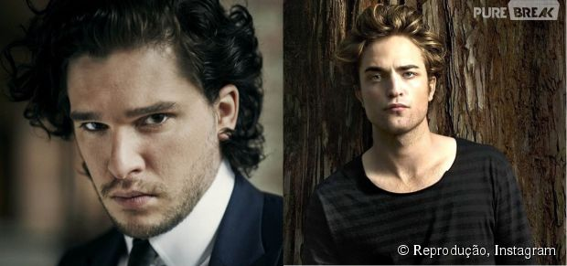 "Kit Harington, de ""Game of Thrones"", substitui Robert Pattinson em filme de terror!"