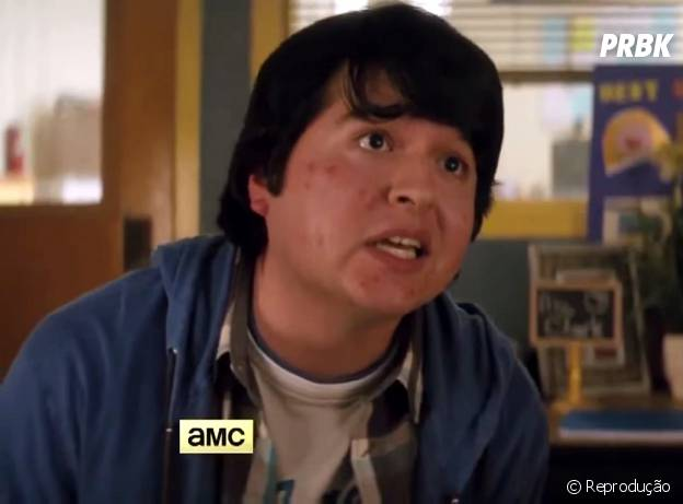 "Um estudante se desespera em ""Fear The Walking Dead"""