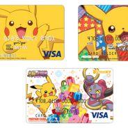 """De """"Pokémon"""": Pikachu e outros personagens viram estampa de cartão de crédito no Japão"""