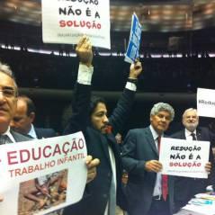 Redução da maioridade penal no Brasil não é aprovada pela Câmara dos Deputados