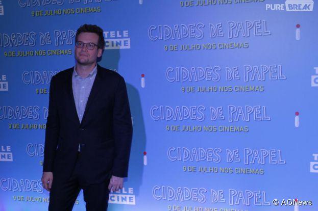"""""""Cidades de Papel"""" é a segunda adaptação de uma história do John Green"""
