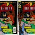 Até o Batman entrou na brincadeira e ficou um pouquinho mais fofo
