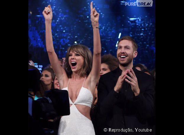 Taylor Swift e Calvin Harris, o casal mais fofo do momento: sim ou claro?