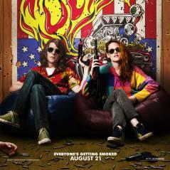 """Kristen Stewart e Jesse Eisenberg aparecem boladíssimos em novo cartaz de """"American Ultra"""""""