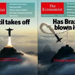 News: revista britânica faz sátira com economia do Brasil e Dilma rebate